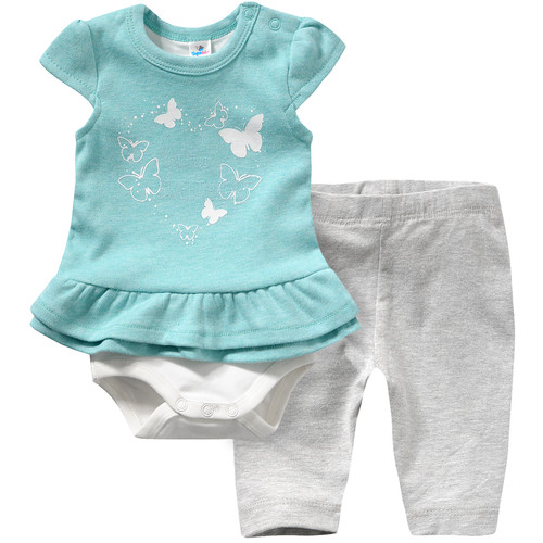 Newborn-Bodykleid und Leggings Sale Angebote Grabko
