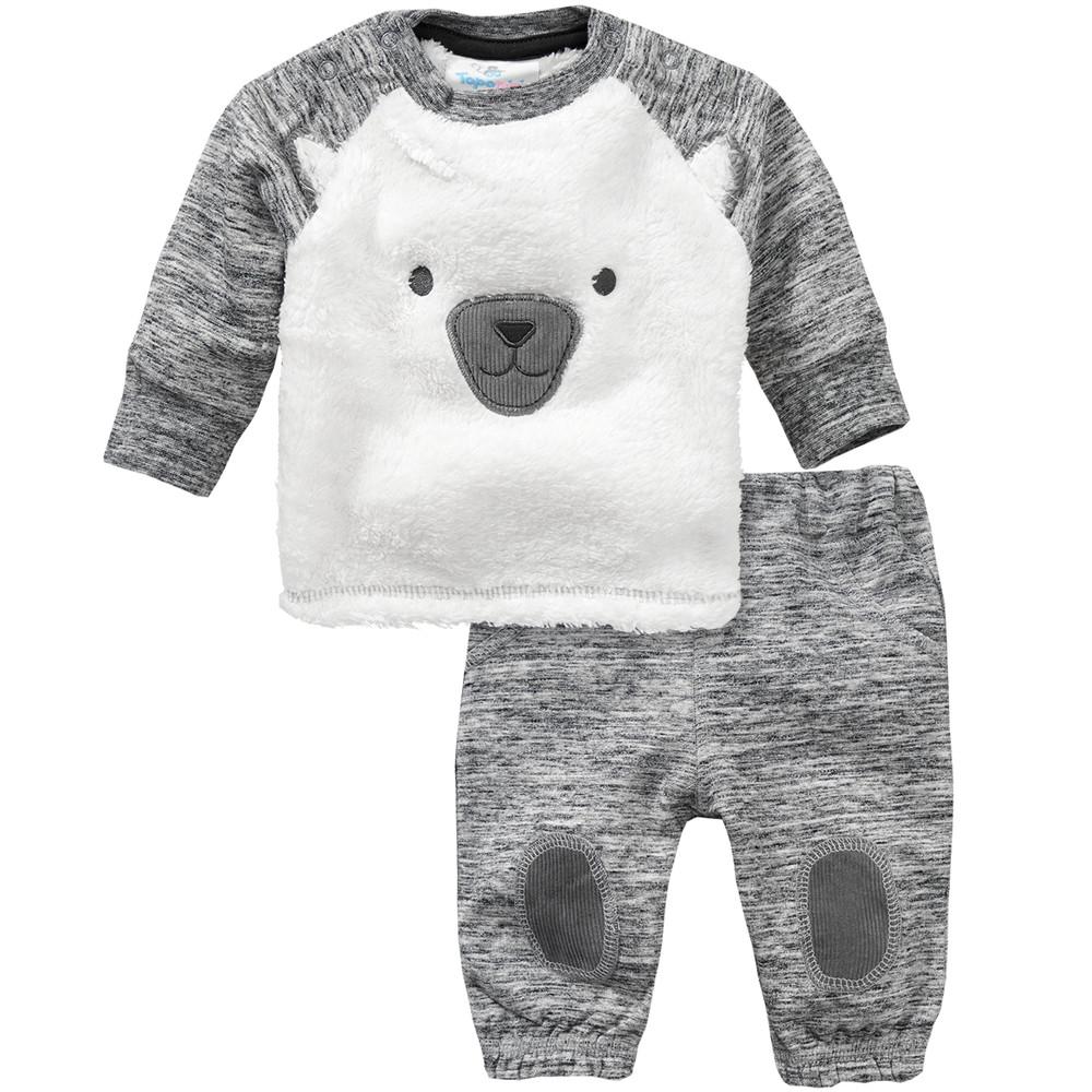 Newborn Sweatshirt und Jogginghose