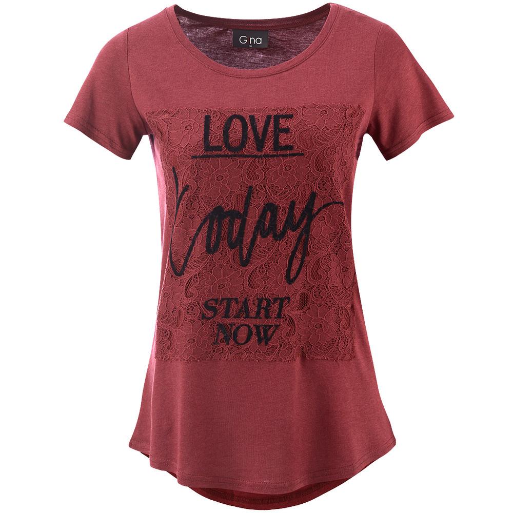 Damen-T-Shirt - broschei