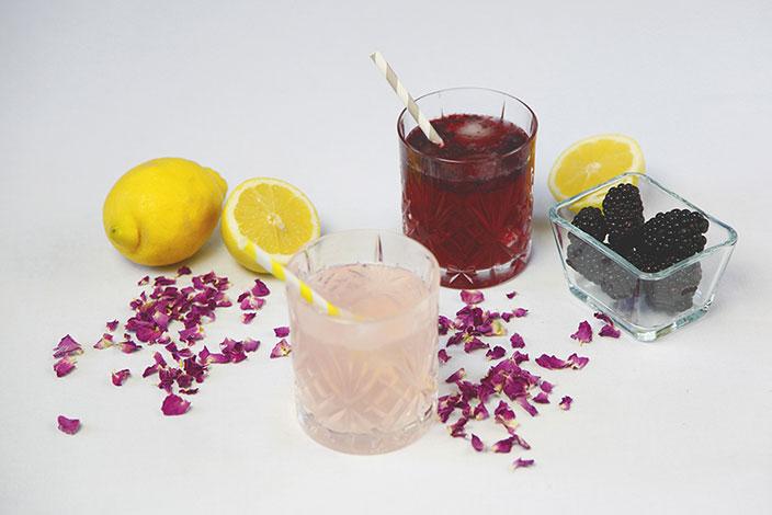 rezept rosen limonade selber machen. Black Bedroom Furniture Sets. Home Design Ideas