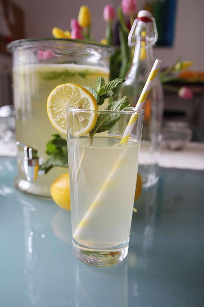 Rezepte: Erfrischende Sommergetränke ohne Alkohol