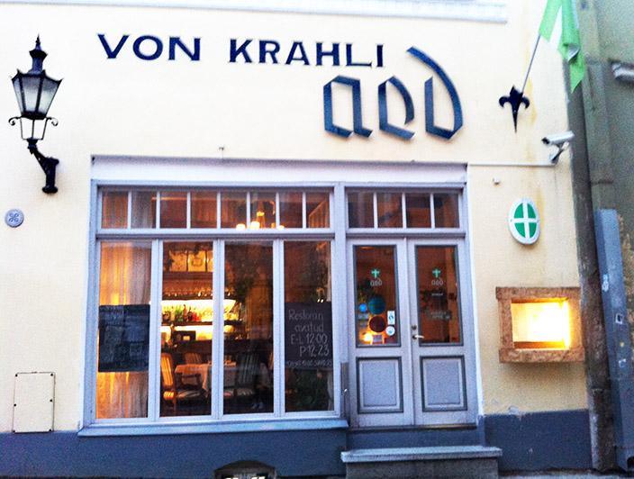 Von Krahli Aed - Tallinn