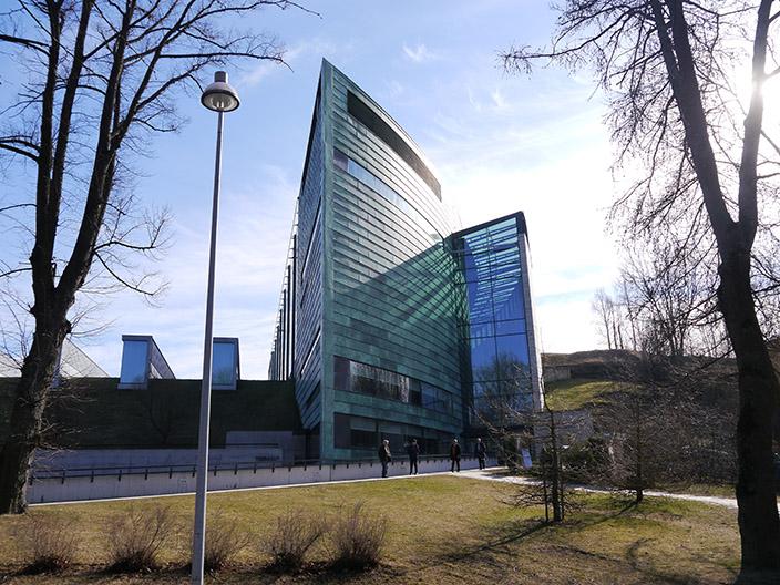 KUMU - Kunstmuseum Tallinn
