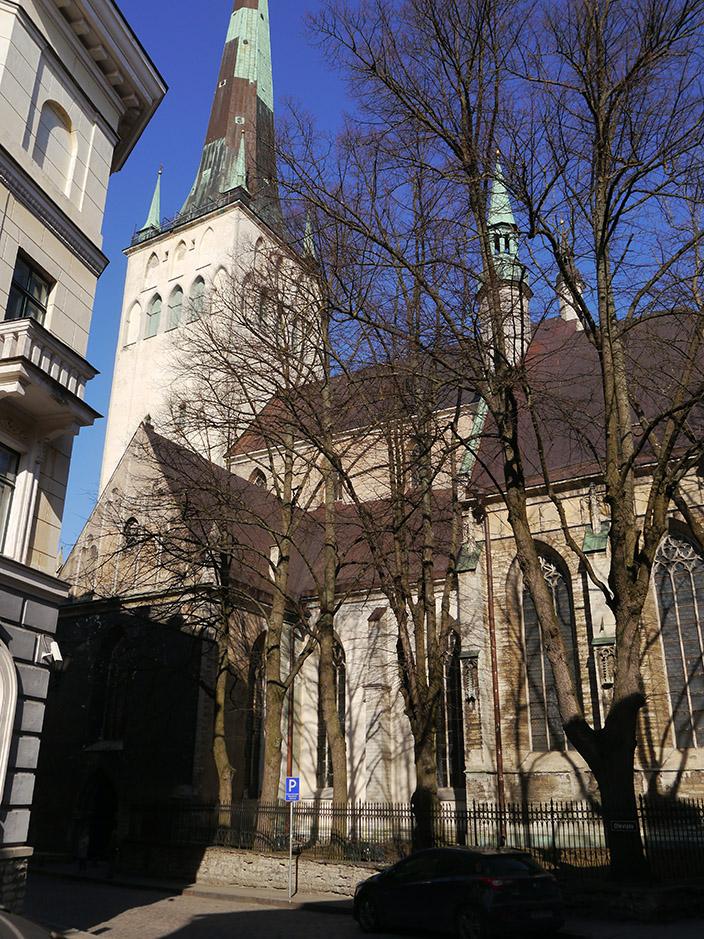 Olaikirche Tallinn