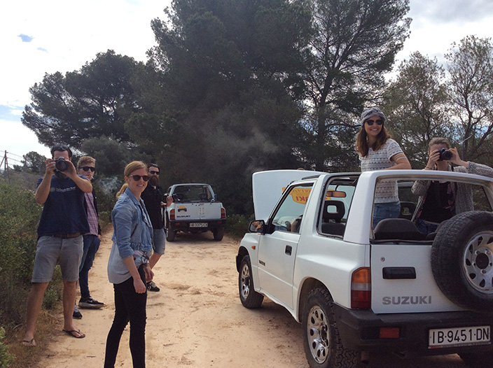 Jeep Safari, Jeep-Safari, Jeep, Jeeps, Mallorca, Arenal; Blogger event, Bloggers, Bloggers Event, Fashion Blogger