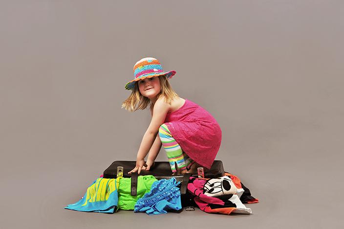Koffer packen leicht gemacht