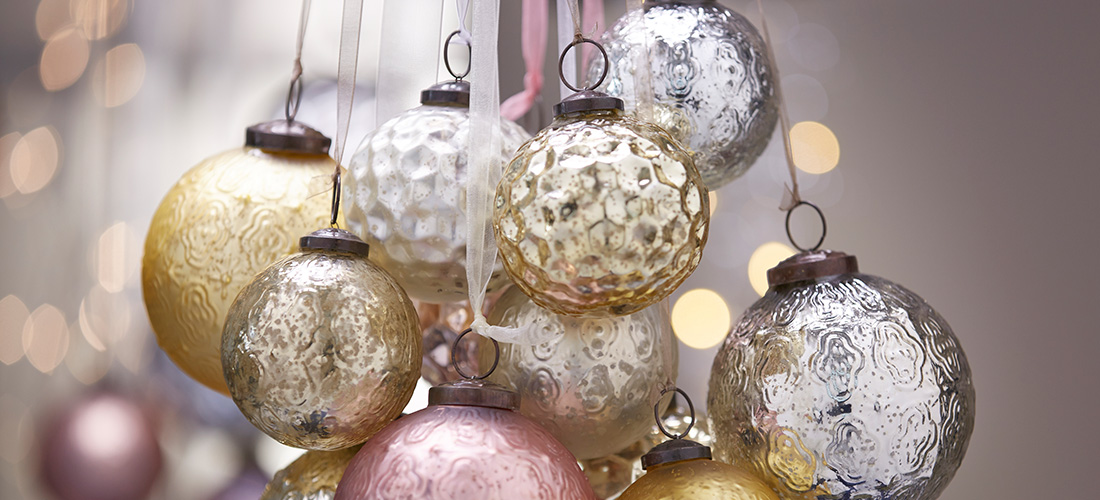 Weihnachtsdeko In Silber Und Weiß.Weihnachtsdeko Trend Das Sind Die Trends 2015