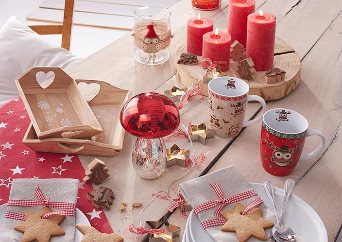 Weihnachtsdeko trend das sind die trends 2015 - Weihnachtsdeko rot ...