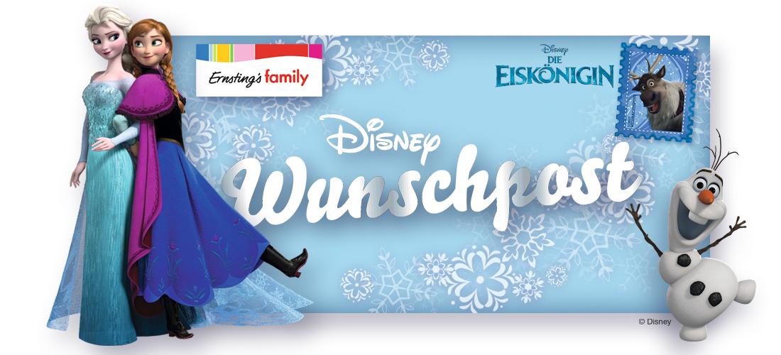 Disney Wunschpost Das Gewinnspiel