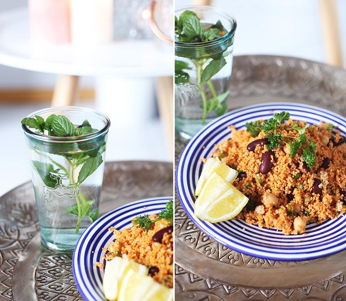 orientalisch kochen rezept f r couscous salat. Black Bedroom Furniture Sets. Home Design Ideas