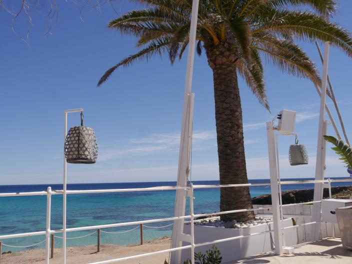 Blogger Event auf Ibiza, #ef_Ibiza, Strandbar auf Ibiza, Ibiza