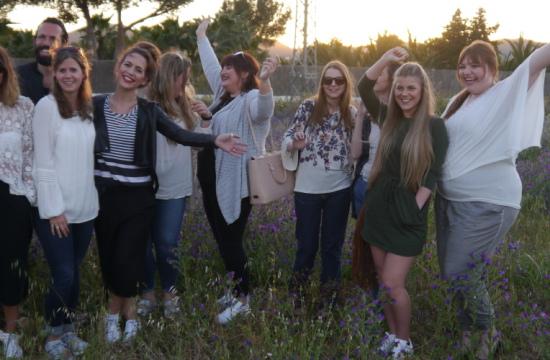 Blogger Event auf Ibiza, Sonnenuntergang, Ibiza, Blogger, Flipper Theodora, Kathastrophal, Diana König, Ernsting's family, Berries and passion, Minnja, Kleinstadtcoco, Conquore