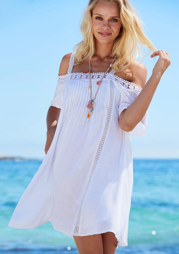 Weiß_die_Trendfarbe_für_den_Sommer-Kleid
