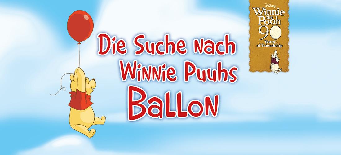 Gewinnspiel Winnie Puuh