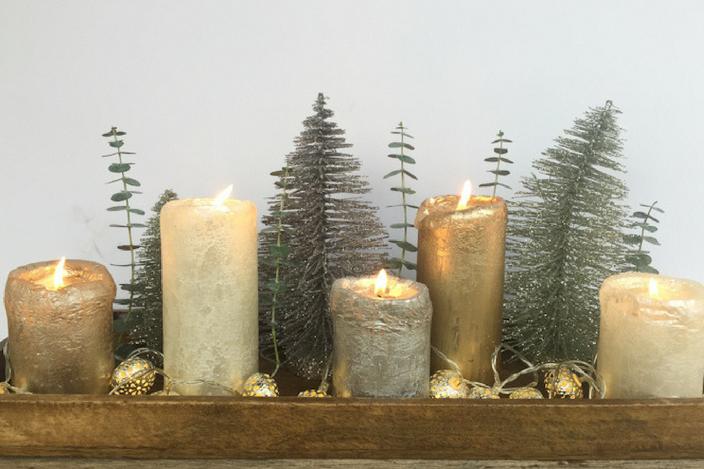 Weihnachtsdeko Selber Machen U2013 Klassischer Weihnachtswald