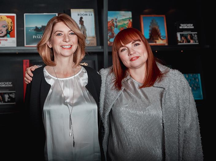 Birgit und Daniela