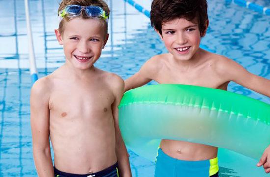 Kindergeburtstag, Geburtstag im Schwimmbad feiern
