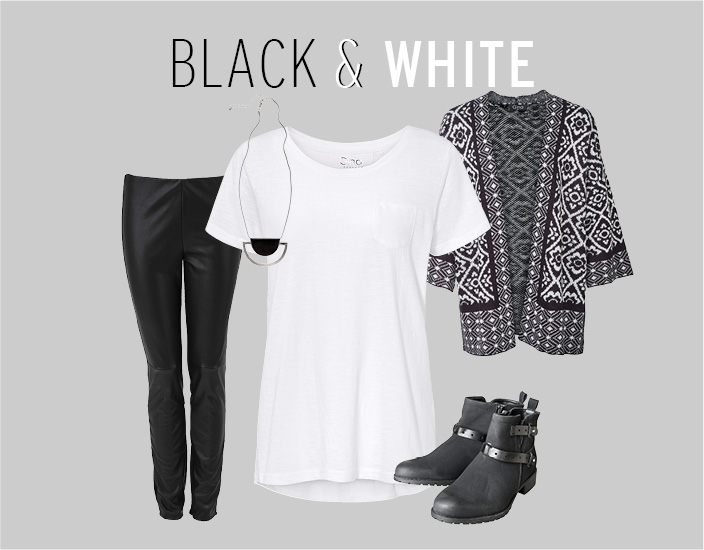 Style Guide Outfits Mit Weißem T Shirt Ernstings Family Blog