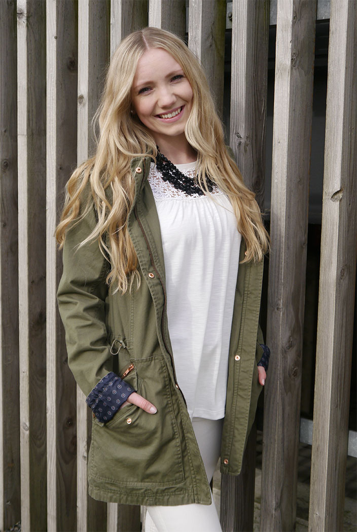 premium selection 55221 502c2 Trendige Jacken für den Frühling! - Ernsting's family Blog