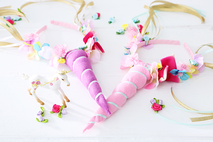 Tipps und ideen wir feiern einen einhorn geburtstag for Einhorn deko basteln