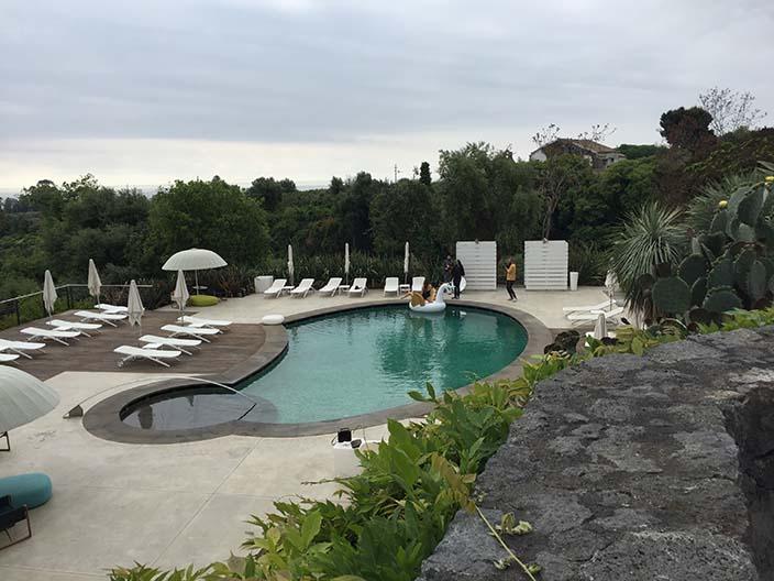 Lieblingsstuecke, Blogger, Sizilien, Ernsting's family, Sommer auf der Haut, Blogger Event, Pool Area