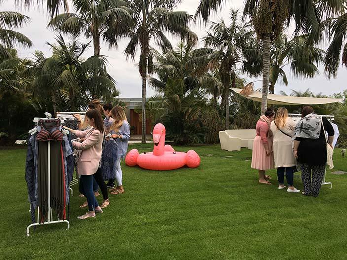 Lieblingsstuecke, Blogger, Sizilien, Ernsting's family, Sommer auf der Haut, Blogger Event, Showroom