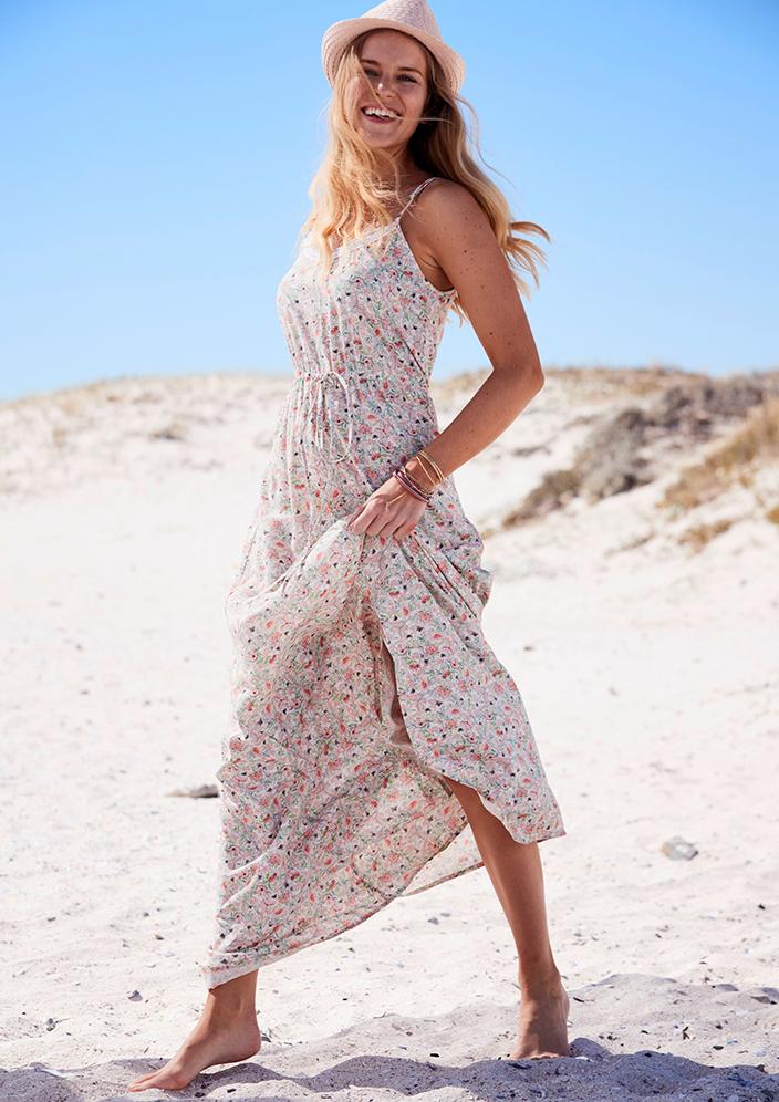 Sommerkleider, Sommerkleider Damen, Sommer, Kleider, Kleider in Pastell, Strandkleid