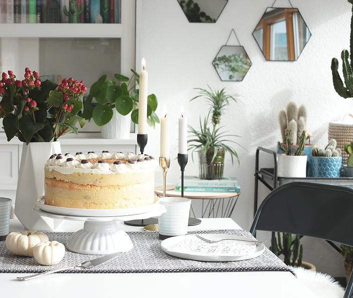 Torte, Apfelkuchen, Herbst, Rezept, Backen, Kuchen