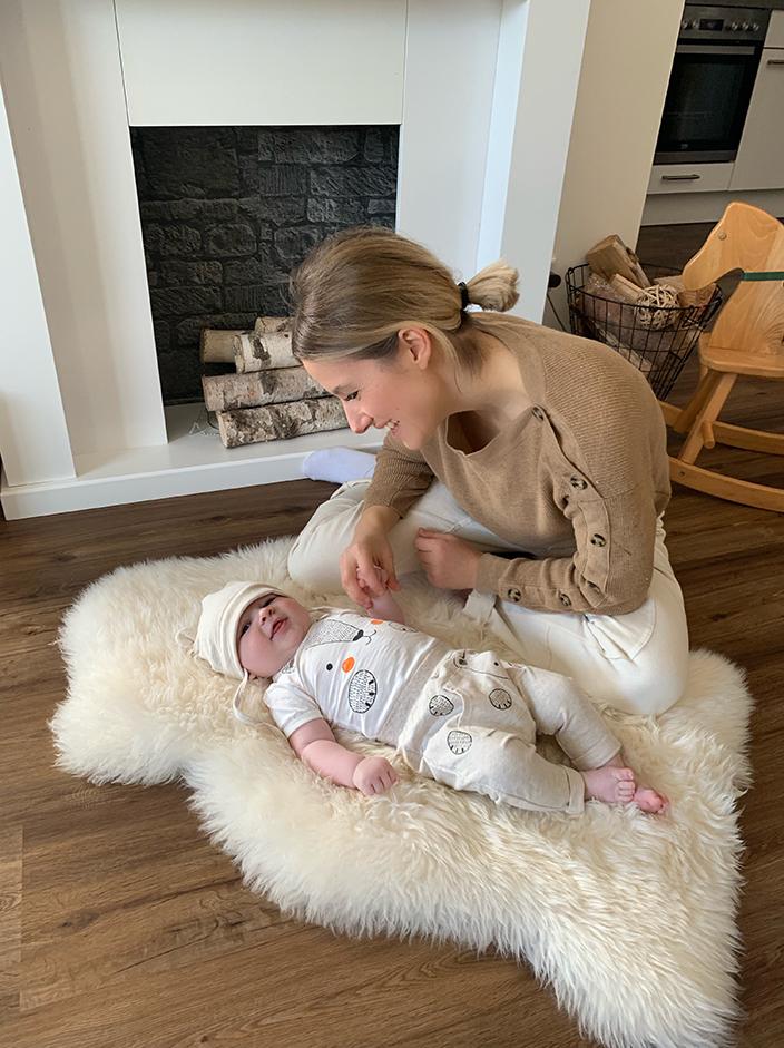 Ernstings's family, nachhaltige Babymode, Bloggerin, Dani Nanaa
