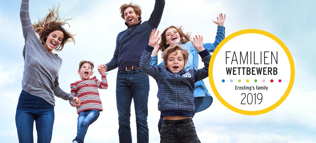 Ernsting's family Familienwettbewerb 2019, Mallorca, Jana Ina Zarrella, Giovanni Zarrella, Mamawahnsinnhochvier, Verena Enzenhofer, Ernstings family