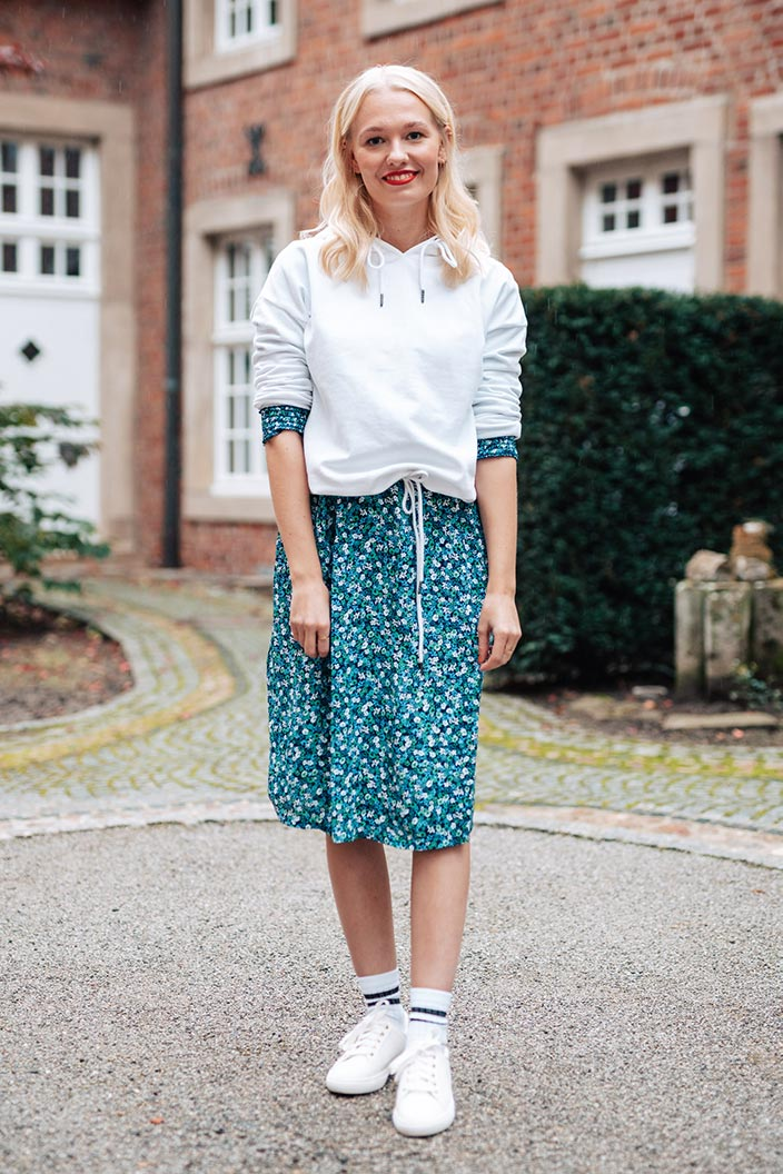 Umstyling, Typveränderung, Typberatung, Mode-Tipps, Vorher-Nachher, Styling-Tipps, Mode-Ratgeber, Franzisca, Franzi, Ernsting's family, Gina Collection, Münster