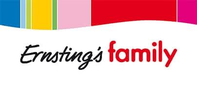 Das Ernsting's family Gesicht 2019 | Startseite