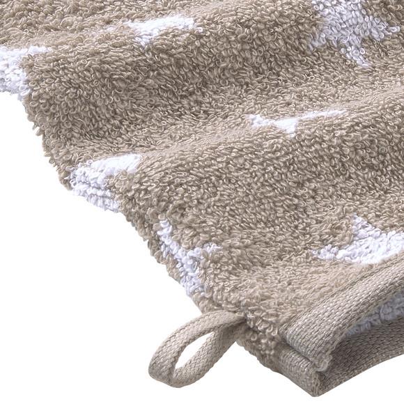 waschhandschuh mit sternen ernsting 39 s family. Black Bedroom Furniture Sets. Home Design Ideas