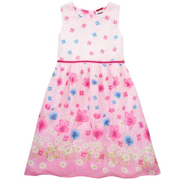 Mädchen Kleid mit Blumenprint | Ernsting\'s family