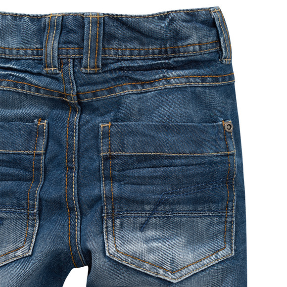 jungen jeans mit verstellbarem bund ernsting 39 s family. Black Bedroom Furniture Sets. Home Design Ideas