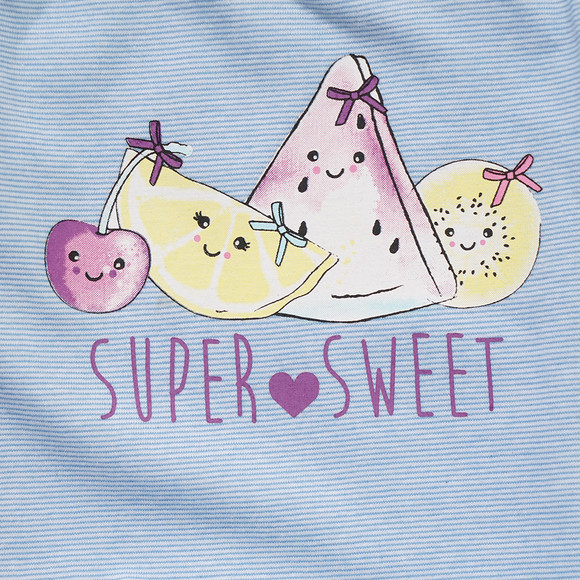 Baby T-Shirt mit 3/4-Leggings