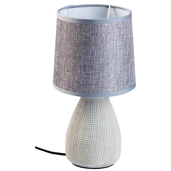 tischlampe mit schirm ernsting 39 s family. Black Bedroom Furniture Sets. Home Design Ideas