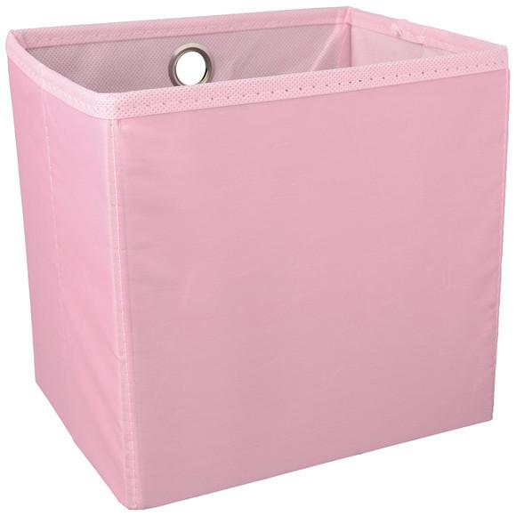 Aufbewahrungsbox mit schwan motiv ernsting 39 s family for Kinderzimmer aufbewahrungsbox