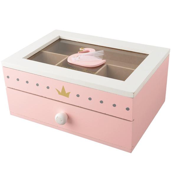 schmuckbox mit einer schublade ernsting 39 s family. Black Bedroom Furniture Sets. Home Design Ideas