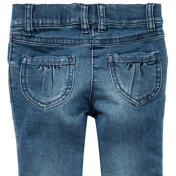 Baby Pull-on Jeans