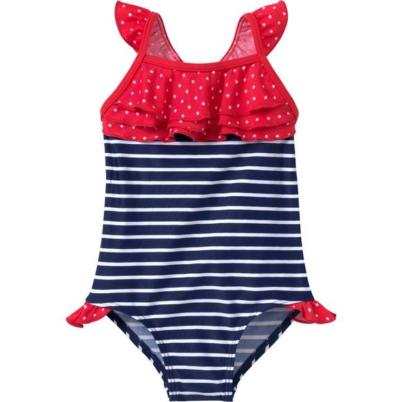 neuer Stil & Luxus Wert für Geld begrenzter Stil Baby Badeanzug mit Volant | Ernsting's family