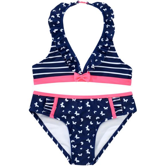 Original- frische Stile toller Wert Mädchen Bikini mit Rüschen | Ernsting's family