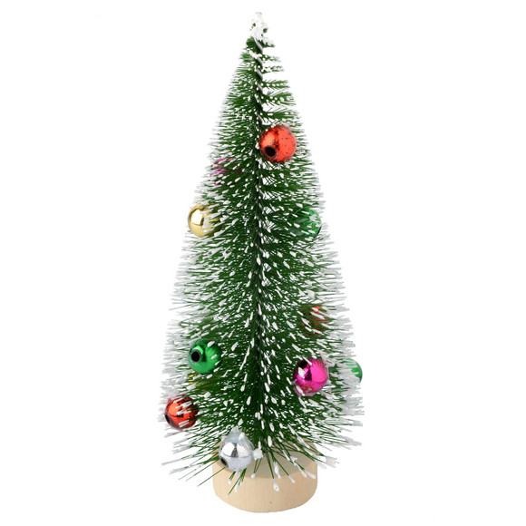 deko weihnachtsbaum mit kugeln ernsting 39 s family. Black Bedroom Furniture Sets. Home Design Ideas