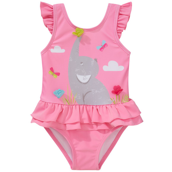 gehobene Qualität abholen letzter Rabatt Baby UV-Badeanzug mit Elefanten-Motiv | Ernsting's family