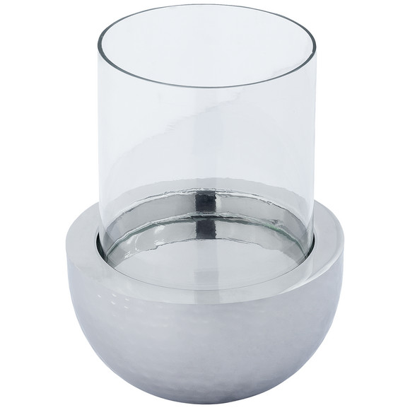 windlicht mit glasaufsatz ernsting 39 s family. Black Bedroom Furniture Sets. Home Design Ideas