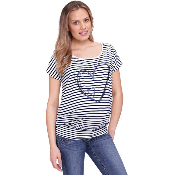 Damen Umstands-T-Shirt