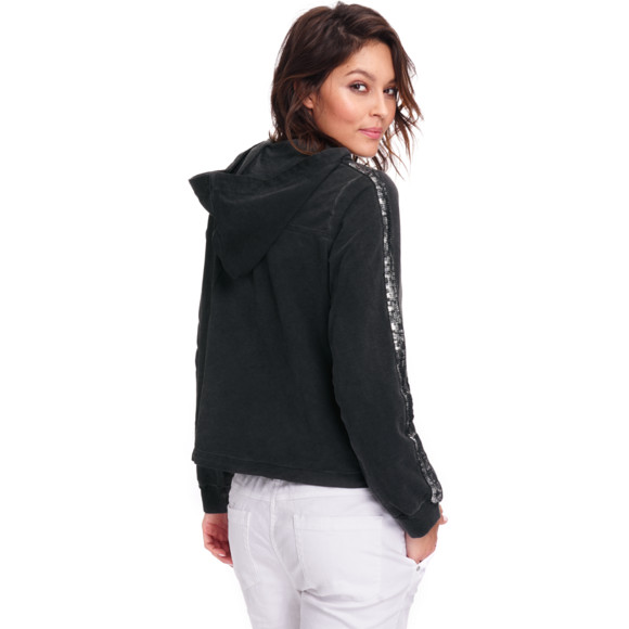 Damen Sweatblouson