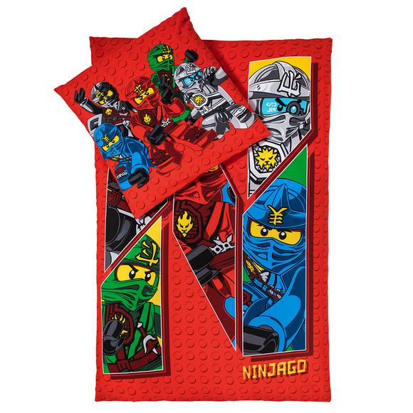 Lego Ninjago Bettwäsche Ernstings Family