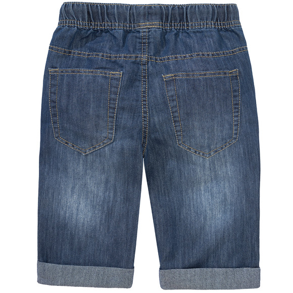 Jungen Pull-On Jeansshorts