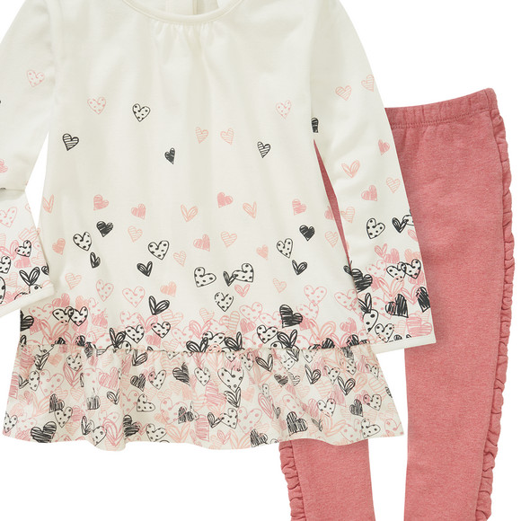 Newborn Langarmshirt und Leggings